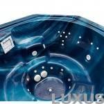 Luxus bubbelpool Estland - Blue Marmor