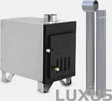 Luxus hottub aluminium boiler