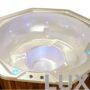 luxus acrylic hottub