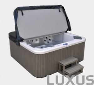 uxus outdoorspa Opus 230x 230cm