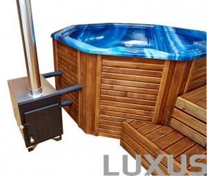 Luxus akryyli kylpytynnyri Virosta