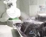 Wellis tootmisseadmed - spade tugevdamine automatiseeritud robotiga