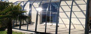 Luxus rõdu ja  terrassikatted