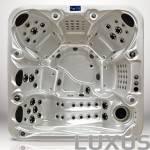 Luxus utomhusspa Atlantis 225 x 225 x 92cm/1400l