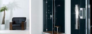 Luxus höyrysauna Minima 1200 x 900 x 2250mm/h