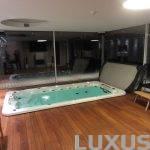 Luxus bassein Niilus