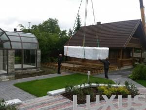Luxus Party spa 380 x 225cm