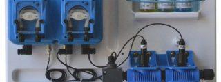 Ph/Rx automaatne kemikaalide dosaator