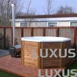 Luxus kylpytynnyri