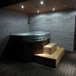 Luxus hottub