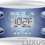Balboa TP600 panel