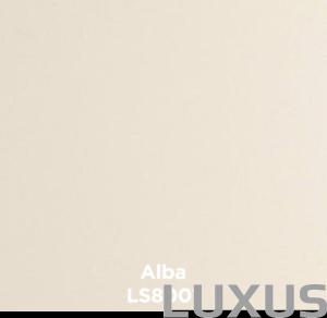 Kylpytynnyri Alba Pearl-white